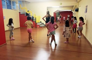 Ημέρα χορού σήμερα στο ΟΝΑΡ!